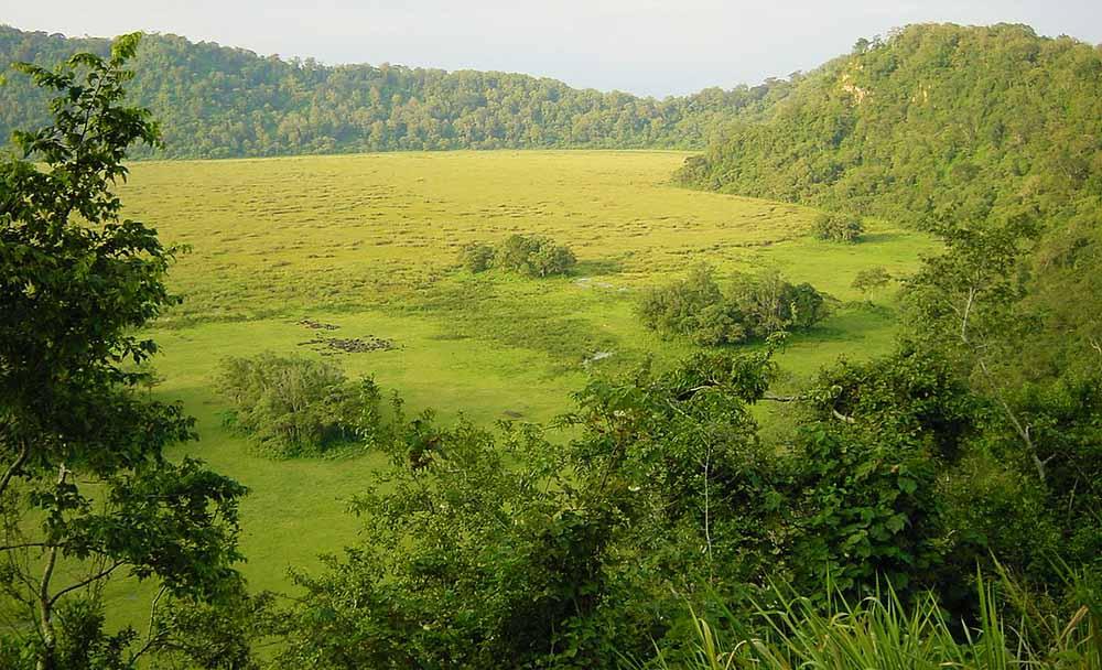 Arusha Ngurdoto Crater